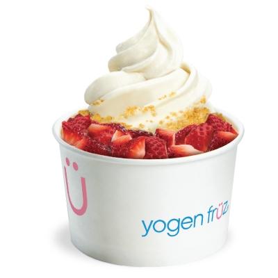 ü sensations | Yogen Früz | Frozen Yogurt & Smoothies
