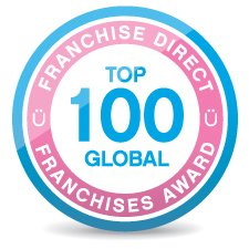 Top 100 global franchises award