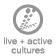 Yogen Fruz - live + active cultures