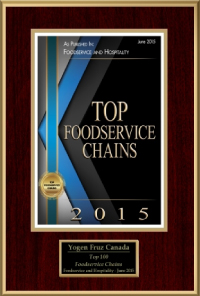 2015 - Top Foodservice Chains