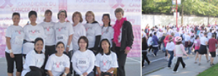 Metro Vancouver and The Canadian Breast Cancer Foundation