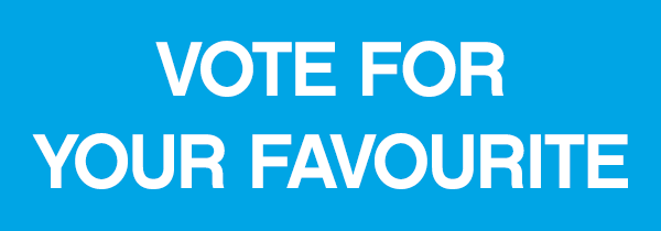 Vote For Your Favourite