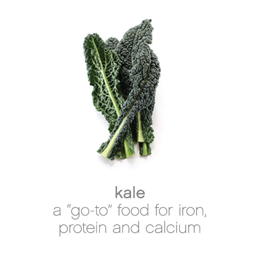 Why is kale healthy
